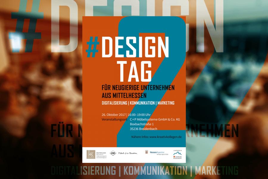 Zweiter Designtag der kreativkollegen® zur Digitalisierung