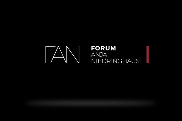 Forum Anja Niedringhaus mit neuem Logo und Webdesign
