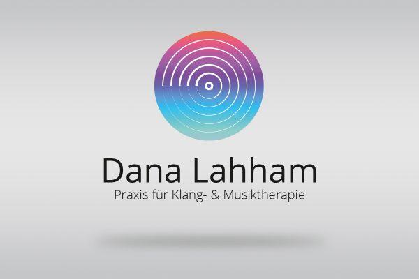 Logo und Webdesign für Dana Lahham