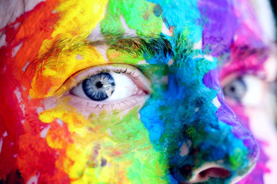 Videotraining rundum Farbe