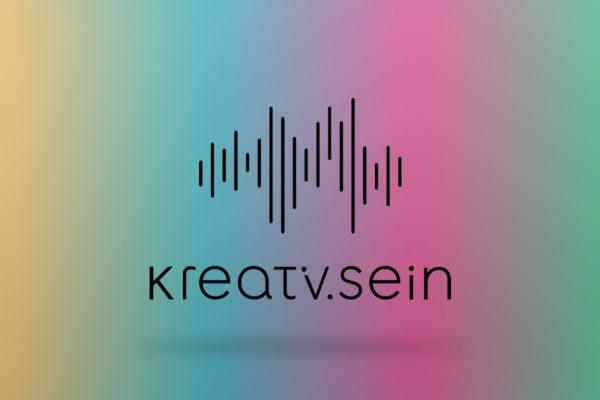 kreativ.sein Logo und Webdesign