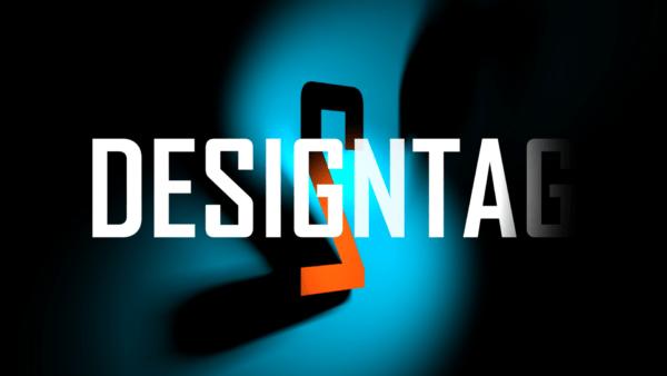 Typografie Animation und Videotrailer für die Veranstaltung Designtag