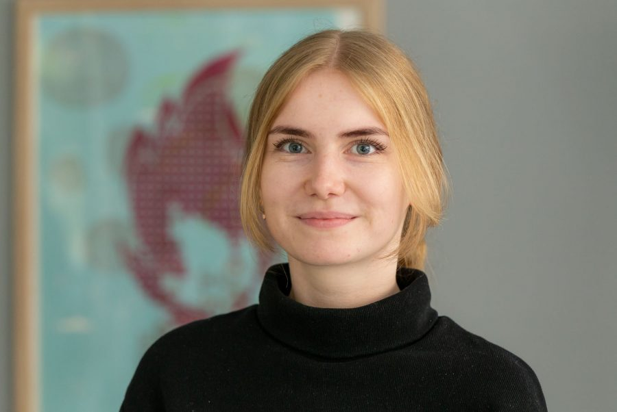 Lena Oßwald (Foto: Christoph Luchs)